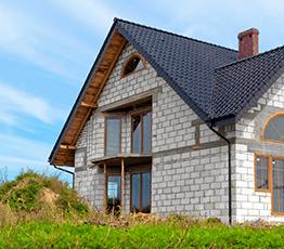 Строительство домов из керамзитоблоков в Гурзуфе