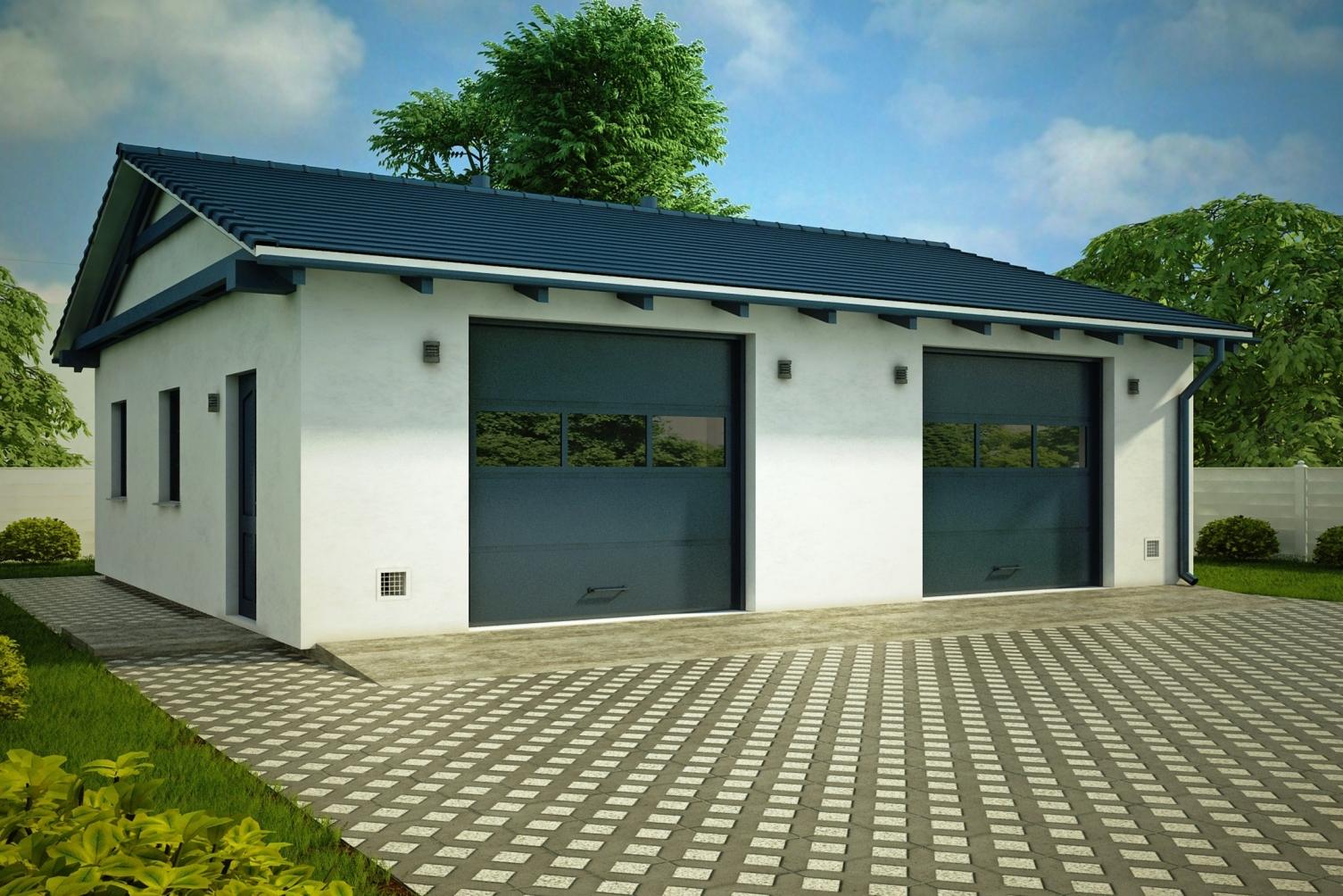 Строительство гаражей под ключ в Гурзуфе